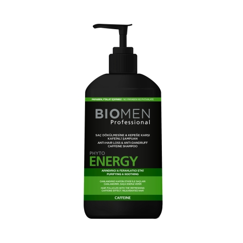Bıomen Energy 1000 Ml Şampuan