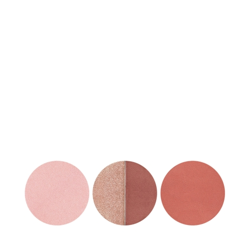 Pastel Hello Gorgeous Everday Higlighter-Shadow-Blush Palette