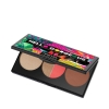 Pastel Hello Gorgeous Funday Higlighter-Shadow-Blush Palette