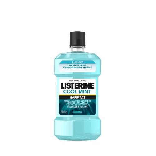 Listerine Coolmint Hafıf Tat 250 Ml