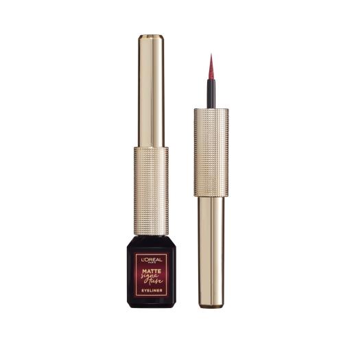 L'Oréal Paris Matte Signature Eyeliner 05 Burgundy - Bordo