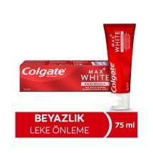 Colgate Max White Kalıcı Beyazlık Beyazlatıcı Diş Macunu 75 Ml