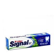 Signal Diş Macunu Beyaz Güç Yeşil Elma Ferahlığı 100 Ml