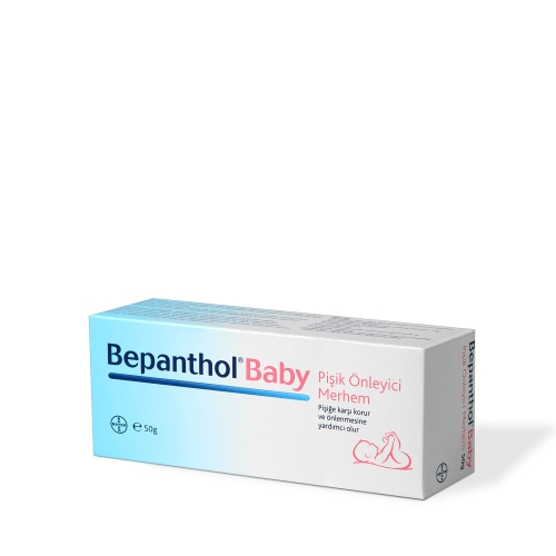 Bepanthol Baby Pişik Önleyici Merhem 50 Gr