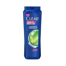 Clear Şampuan 600 Ml Men Yağlı Saç Derisi-Maksimum Ferahlık