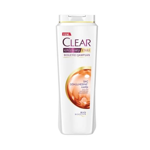 Clear Şampuan 600 Ml Saç Dökülmelerine Karşı Etkili Women