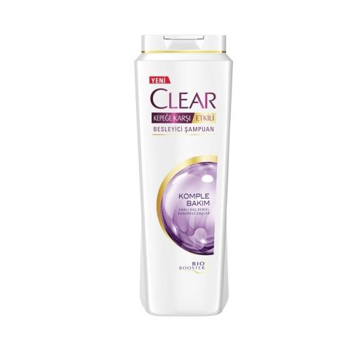 Clear Şampuan 600 Ml Komple Bakım Women