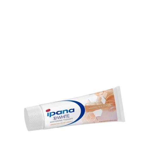 İpana 3D White Whitening Therapy Hassas Temizlik Hindistan Cevizi Yağı Diş Macunu 75 Ml