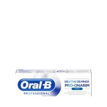 Oral-B Professional Diş Eti ve Diş Minesi Pro-Onarım Orijinal Diş Macunu 75 Ml
