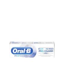 Oral-B Professional Diş Eti ve Diş Minesi Pro-Onarım Hassas Beyazlık Diş Macunu 75 Ml
