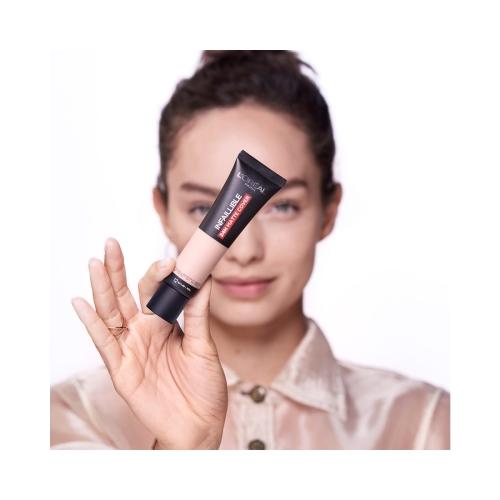 L'Oréal Paris Infaillible 24H Matte Cover Yüksek Kapatıcı Fondöten - 115 Golden Beige