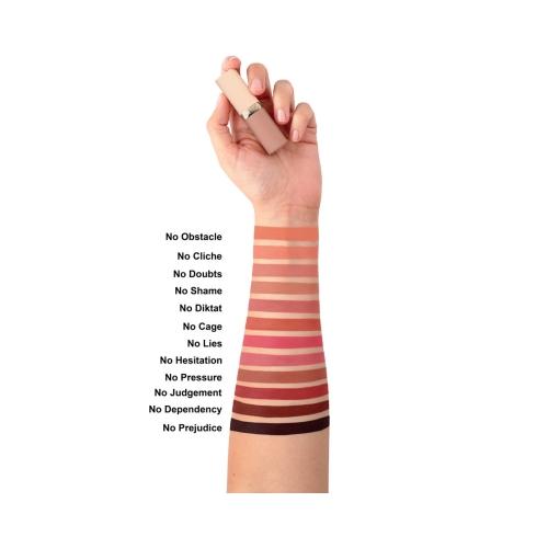 L'Oréal Paris Color Riche Free The Nudes Ruj - No Hesitation