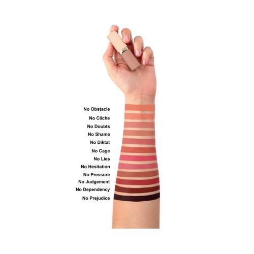 L'Oréal Paris Color Riche Free The Nudes Ruj - No Doubts