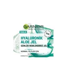 Garnier Hyaluronik Aloe Günlük Nemlendirici Jel Normal Ciltler İçin 50 Ml