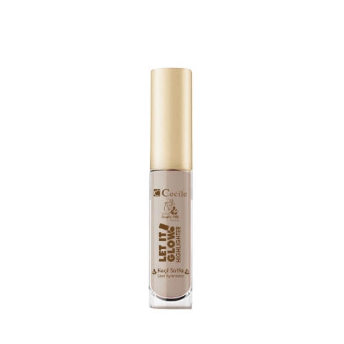 Cecile Nature Goat's Milk Beauty Let It Glow Highlighter 01