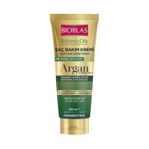 Bioblas Argan Saç Krem Maske Besleyici ve Onarıcı 200 Ml