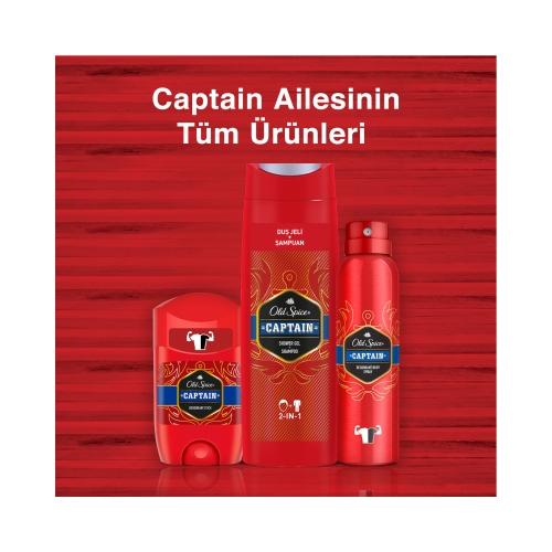 Old Spice Captain Deodorant Stick 50 Ml