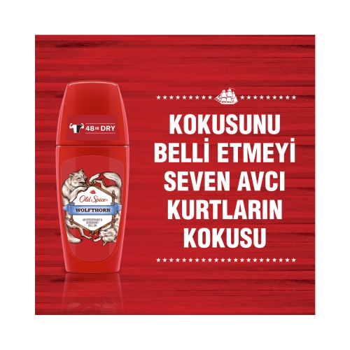 Old Spice Wolfthorn Roll-On Stick 50 Ml
