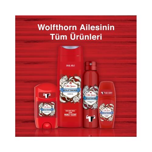 Old Spice Wolfthorn Duş Jeli 400 Ml
