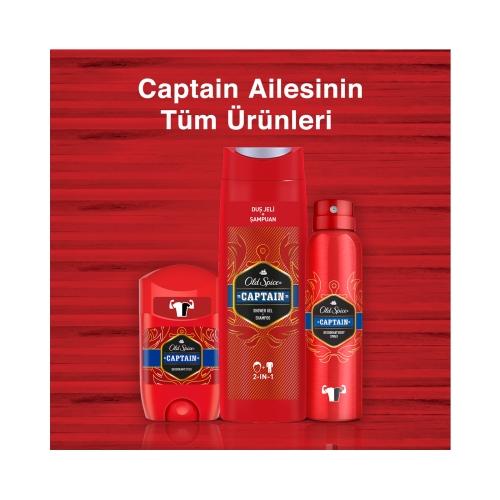Old Spice Captain Deodorant Body Spray 150 Ml