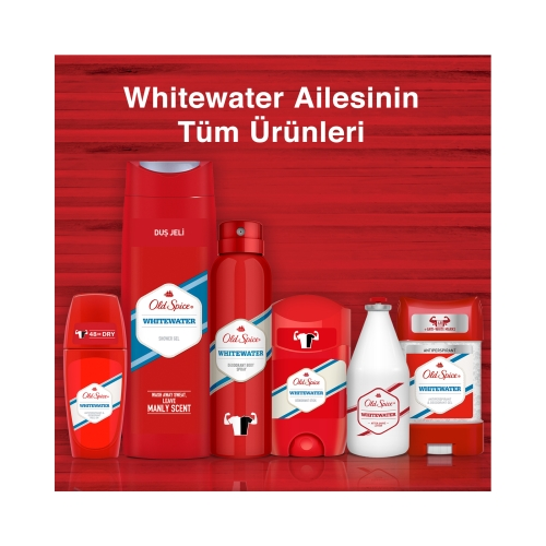 Old Spice White Water After Shave Lotion 100 Ml