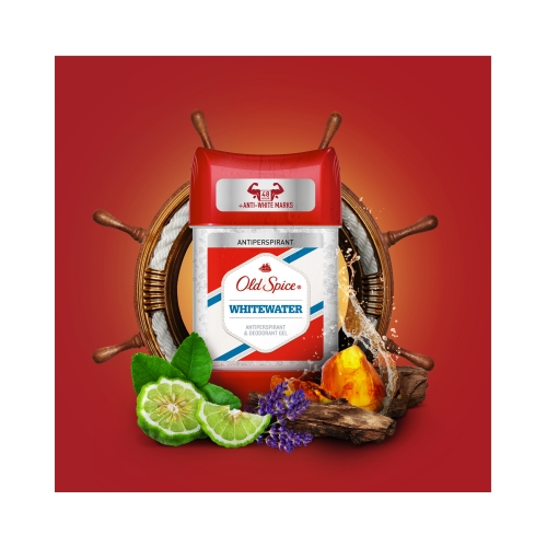 Old Spice Whitewater Clear Gel 70 Ml