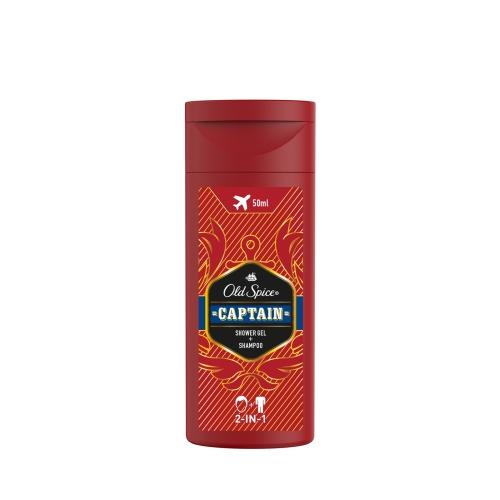 Old Spice Captain  Duş Jeli 50 Ml