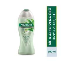 Palmolive Spa Therapy Clay Detox Banyo ve Duş Jeli 500 Ml