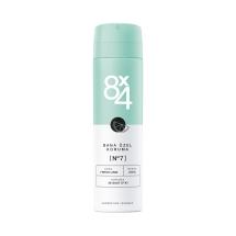 8X4 Deodorant Sprey No:7 Fresh Lime 150 Ml Kadın