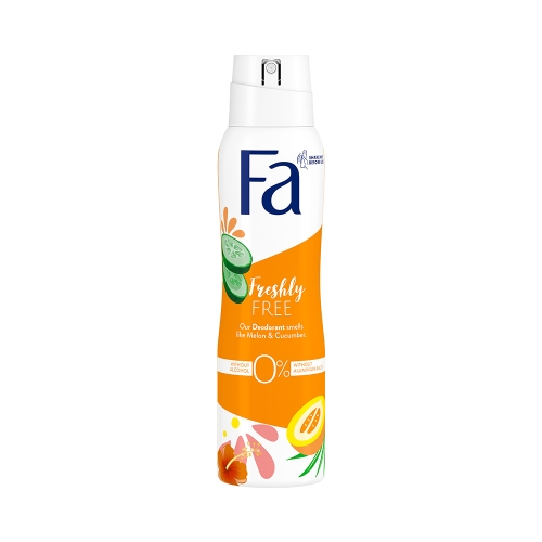 Fa Deo Freshly Cucumber & Melon 150 Ml