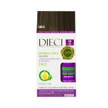 Dieci Herbal Oil Amonyaksız Kit Boya 1.0 Siyah