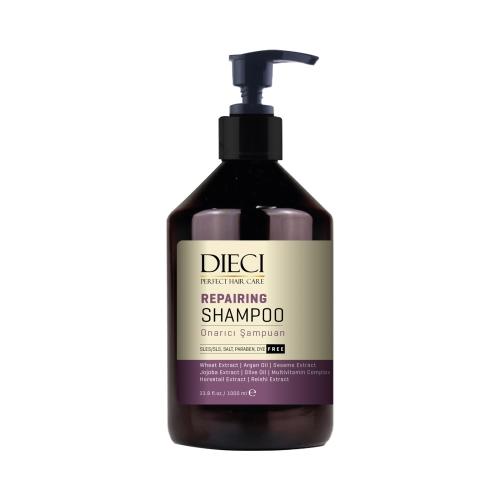 Dieci Onarıcı Şampuan 1000 Ml