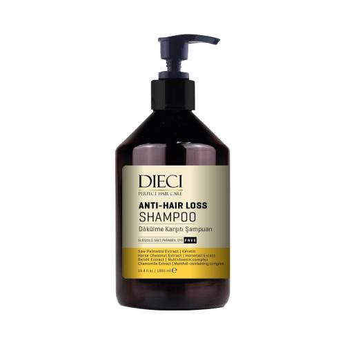 Dieci Dökülme Karşıtı Şampuan 1000 Ml