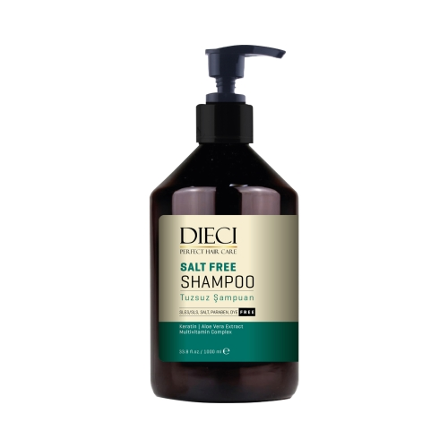 Dieci Tussuz Şampuan 1000 Ml