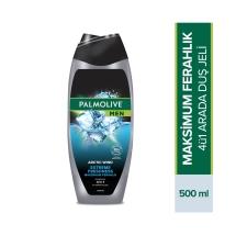Palmolive Men Extreme Freshness 2'si 1 Arada Vücut ve Saç için Duş Jeli ve Şampuan 500 Ml