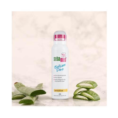 Sebamed  Deodorant Balsam Sensitive 150 Ml