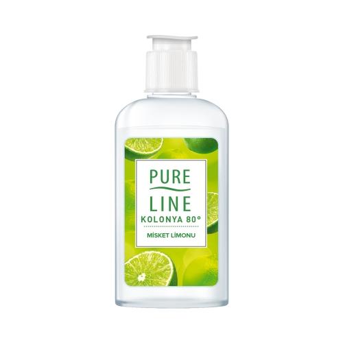 Pure Line Kolonya Misket Limonu 250 Ml