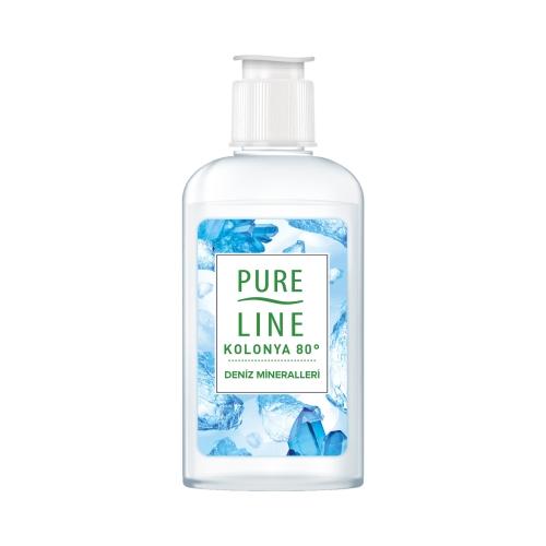 Pure Line Kolonya Deniz Mineralleri 250 Ml