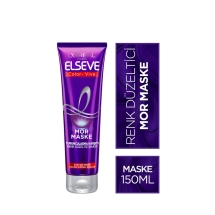 L'Oréal Paris Elseve Mor Maske 150 Ml