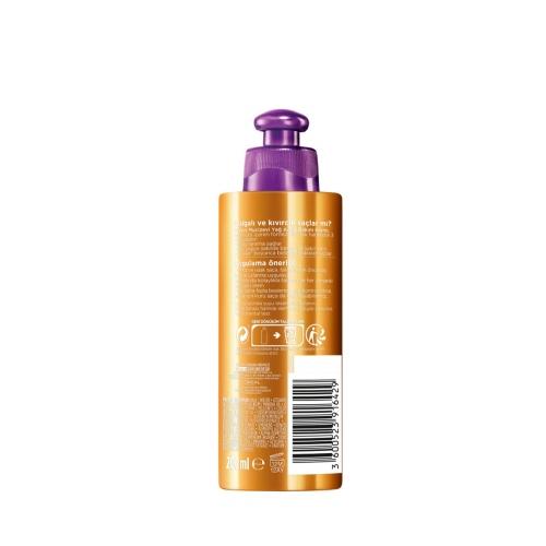 L'Oréal Paris Elseve Amla Yağı Bukle Belirginleştirici Saç Bakım Kremi 200 Ml