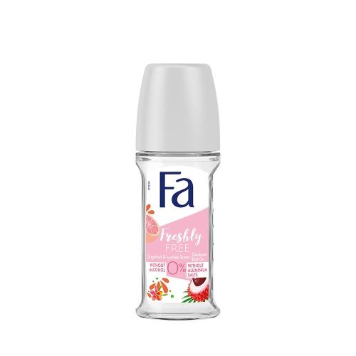 Fa Deodorant Roll-On Grapefruit & Lychee 50 Ml