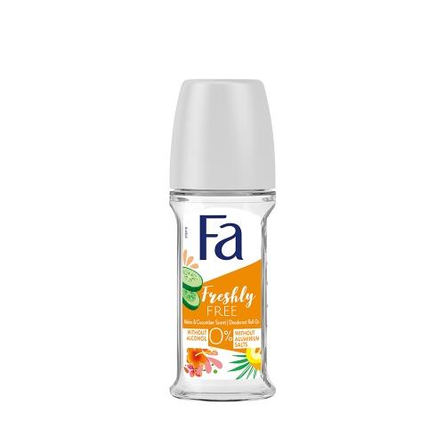 Fa Deodorant Roll-On Cucumber & Melon 50 Ml