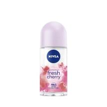 Nivea Deodorant Roll-On Fresh Kiraz Çiçeği Kadın 50 Ml