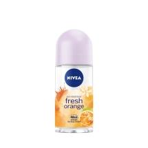 Nivea Deodorant Roll-On Fresh Portakal Çiçeği Kadın 50 Ml