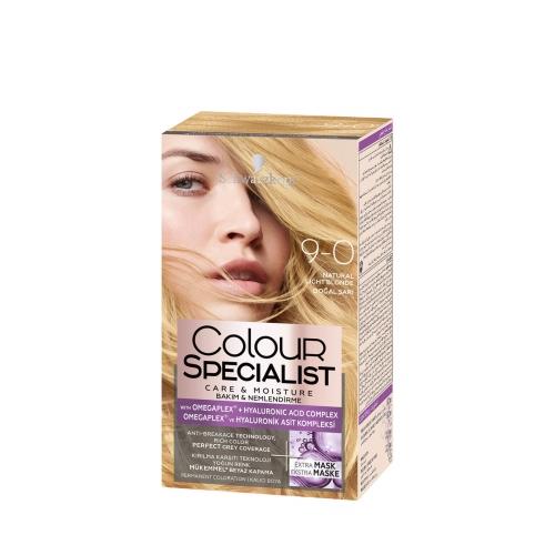 Colour Specialist Doğal Sarı 9-0