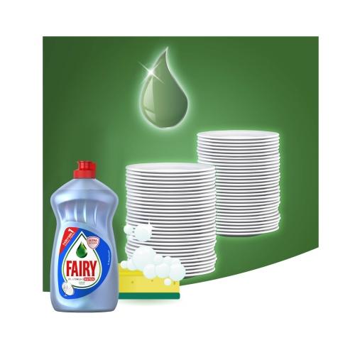 Fairy Platinum Hijyen Bulaşık Deterjanı Limon Kokulu 500 Ml