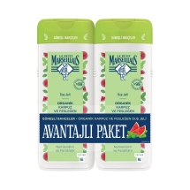 Le Petit Marseillais Duş Jeli Organik Karpuz & Fesleğen 400 Ml X2