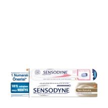 Sensodyne Tam Koruma Diş Macunu 75 Ml + Diş Eti Bakım Fırçası