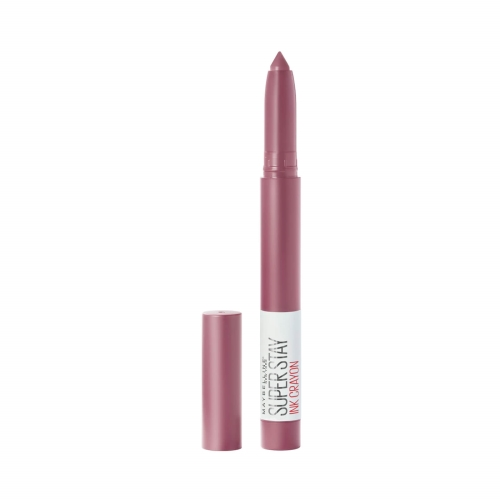 Maybelline New York Süper Stay Ink Crayon Kalem Mat Ruj 25-Stay Exceptional