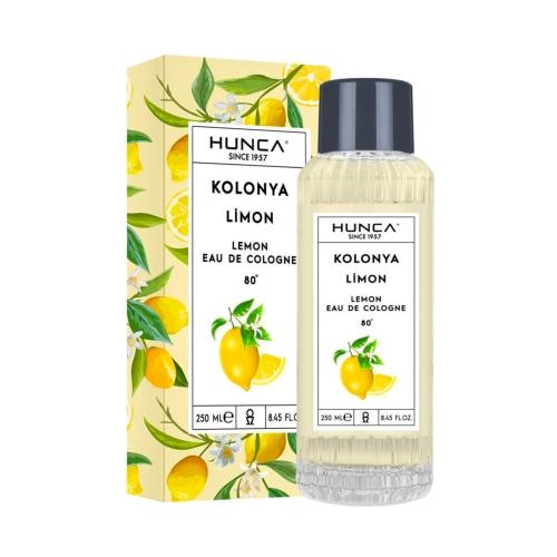 Hunca Cam Kolonya Limon 250 Ml